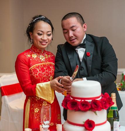 Trinh & Jason's Wedding