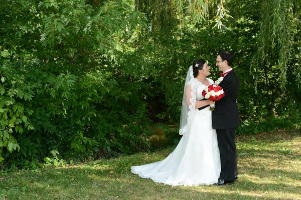 Trish & Chris Wedding