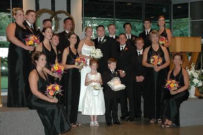 Trisha & Carson's wedding