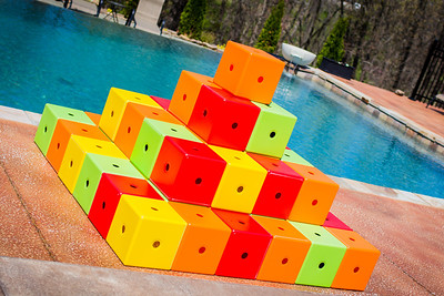 Troy {Pool Cubes}