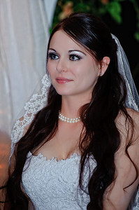 Definitely one of the most beautiful brides I have ever seen.