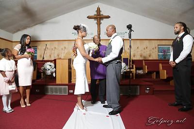 Truth and Stephanie Wedding  November 12 2015
