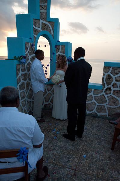 Jamaica 2012 Wedding-105