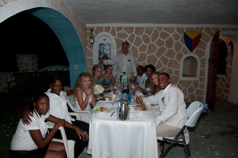 Jamaica 2012 Wedding-297