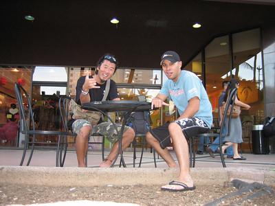 Tuesday - Sam & Marie's Hawaii Wedding Extravaganza! - 9-12-2006