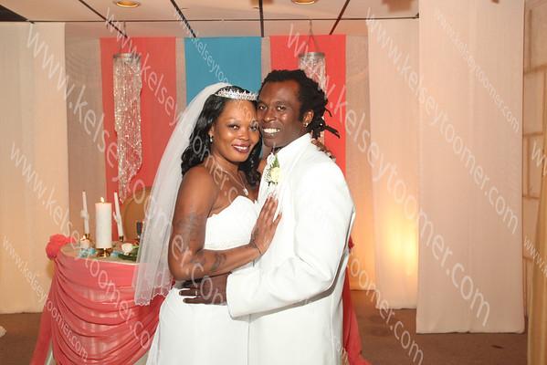 Tweet & Tina wedding