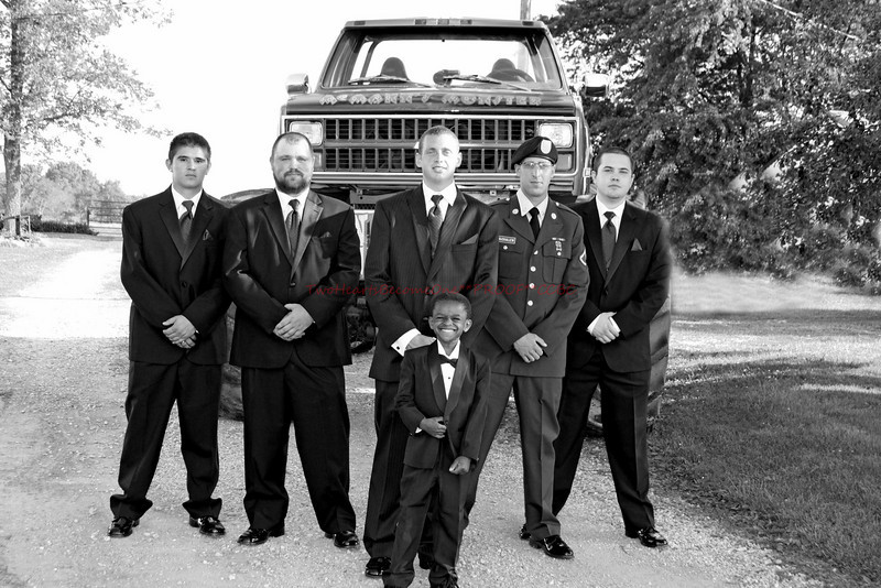 Ford Wedding 021 e bw