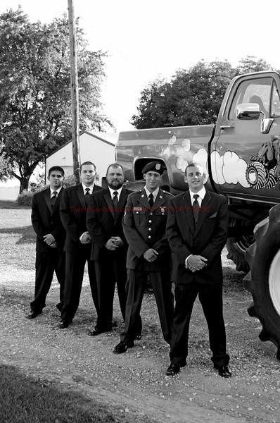Ford Wedding 007 e bw