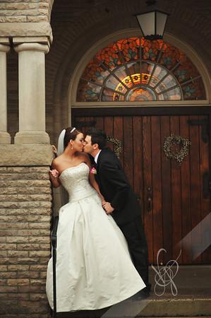 Kerianne and Tom's Wedding November 14 2009