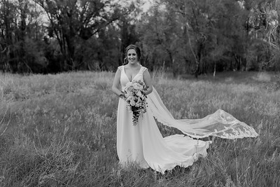 00840©ADHphotography2021--Forbes--Wedding--May22BW