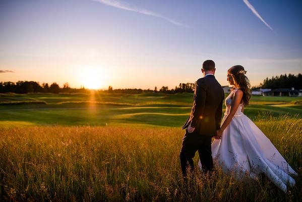 Tyler and Melissa Wedding