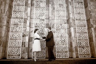 Tyler & Sarah's Wedding Gallery 1