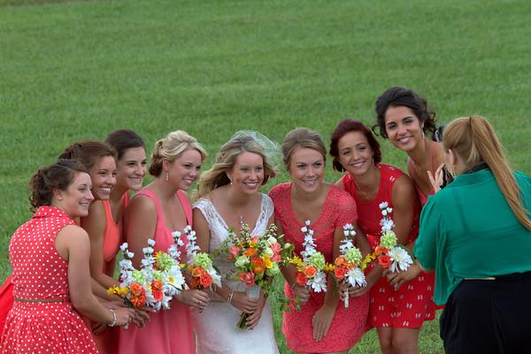 Tyler & Amy's Wedding  7-27-2013