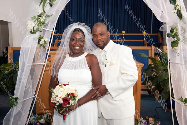 Tynika & William Wedding & Reception
