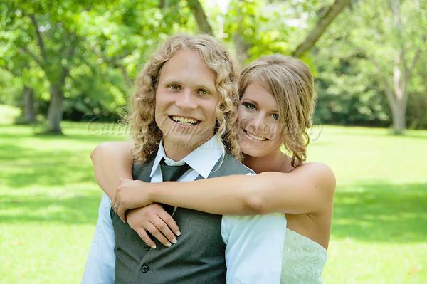 Tyson & Abbie get married!