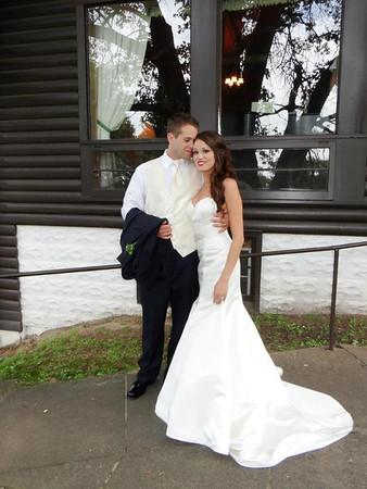 UNOFFICIAL Alli & Jeff Wedding Photo's