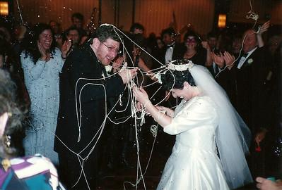 USA: Austin, TX, Elizabeth & Jeff (2000)