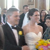 Shrine of St. Joseph<br /> Laura escorted down the aisle by her father