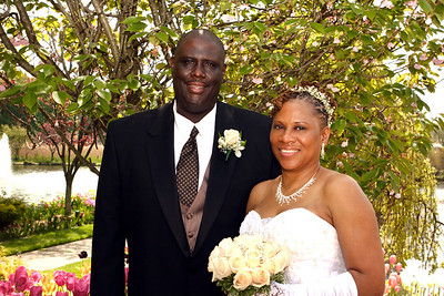 Uenise & Jonathan's Wedding