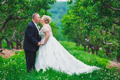 Ula & Chris's Wedding Day