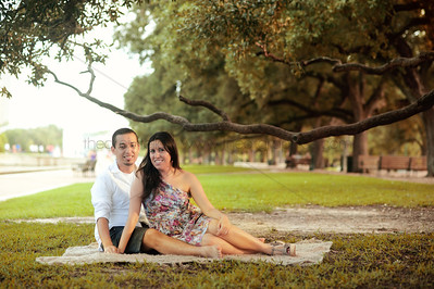 Photos from Edgar and Natalia's engagement set at Hermann Park and Discovery Green Park in Houston, Texas.  All photos can be purchased at any size directly from this gallery, simply add the desired photos to the cart! The watermark will not be included in the photo prints.   Save the date for November 9, 2012!