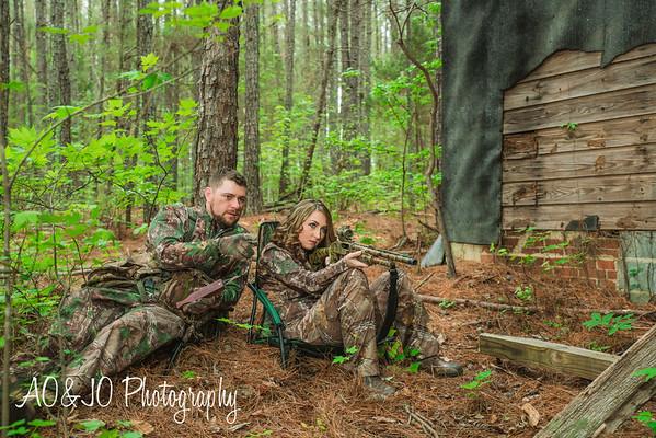 Valaree & Jon's Engagement Session :: AO&JO Photography (Raleigh Wedding Photographer)