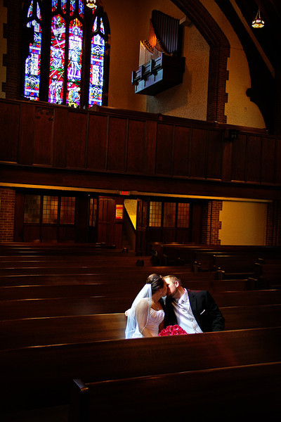 Dave and Traci :: married!
