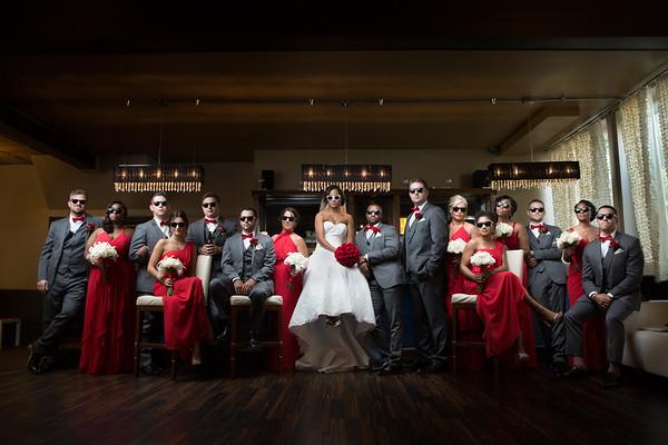 Vanavia and Bo's Wedding