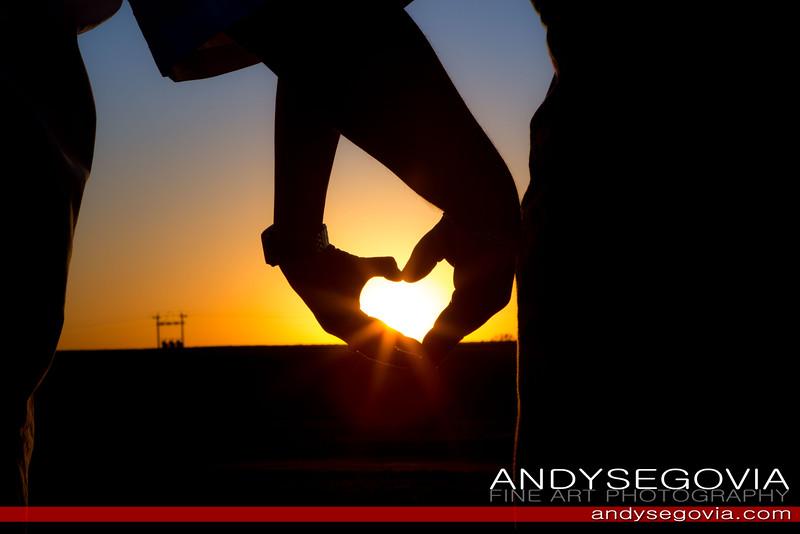 Vanessa + Arturo Engagement