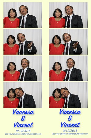 Vanessa & Vincent 9/12/15 @ Atkinson Resort & Country Club