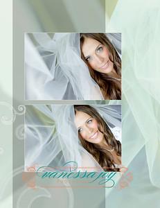 Vanessa Laurowedding album layout 012 (Side 23)