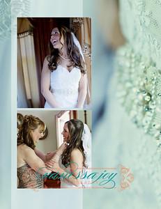 Vanessa Laurowedding album layout 006 (Side 11)