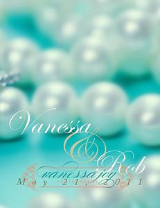 Vanessa Laurowedding album layout 003 (Side 6)