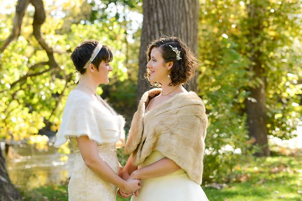 Vanessa & Angela Wedding