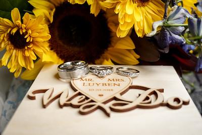 Luyben Pre-Wedding