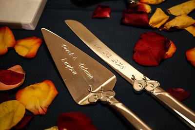 Autumn and Derek Wedding Reception