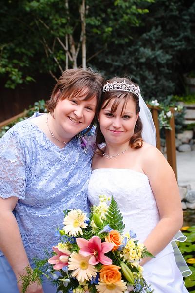 Vaughna & Casey  07 August 2009