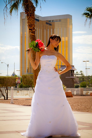 Vegas Wedding Shoot