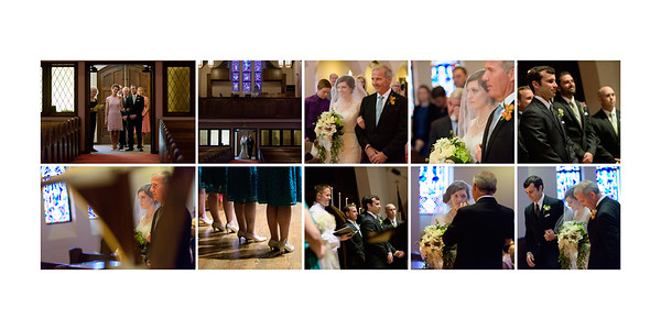 Ceremony | Dad Walking Daughter Down the Aisle