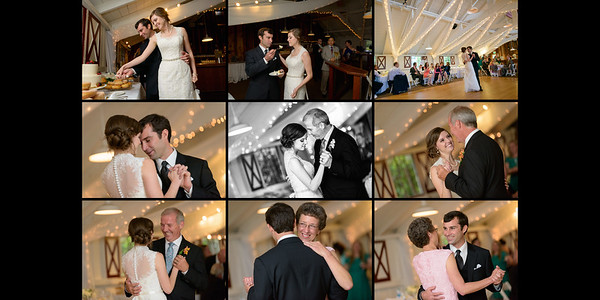 First Dance & Mother / Son, Faither / Daughter Dance