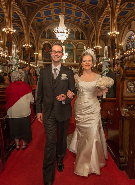 A Brooklyn Wedding Ceremony