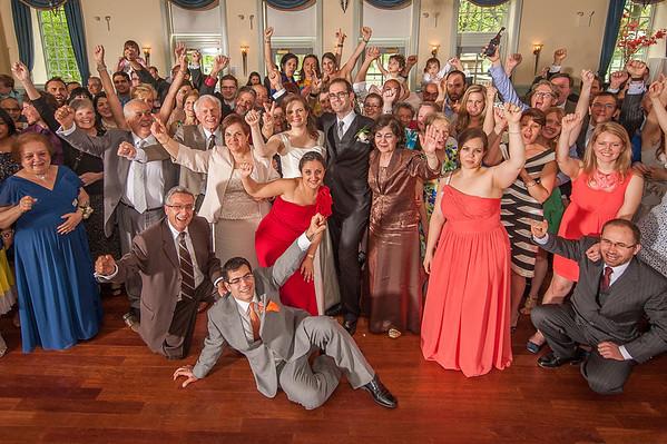 A Brooklyn Wedding Reception