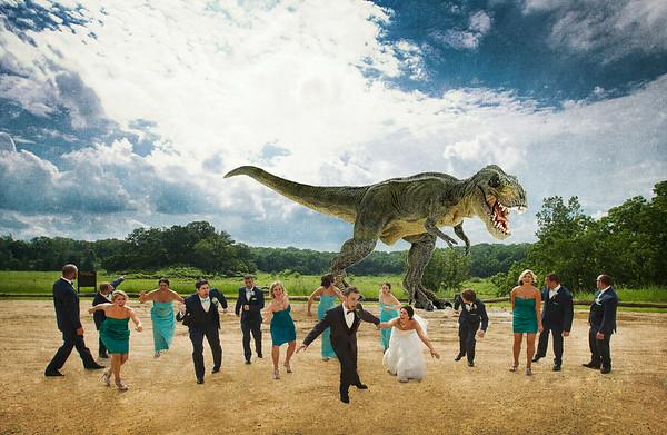 Jessica Selburg & Brent Anderson Wedding Gallery