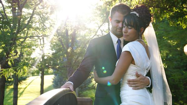 Bridals - Vic & Emuara