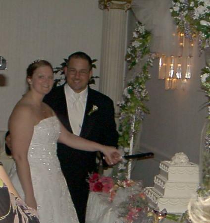 Vicki and Dan-May 2003