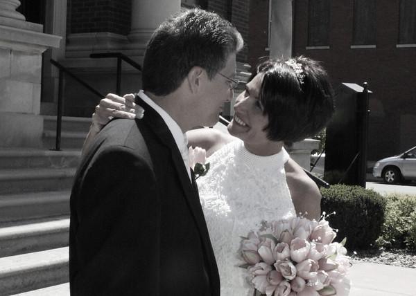 Vicki and Tony's Wedding
