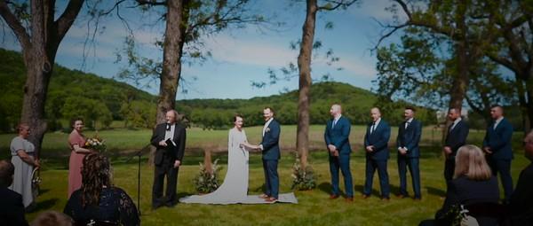 Kimmy & Bret's Wedding Day