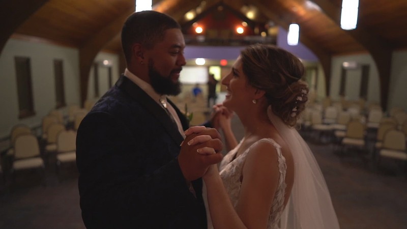 Brittany & Jamison's Wedding Story