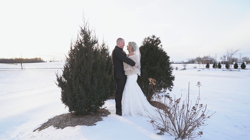 Kyla & Bronson's Wedding Day Story