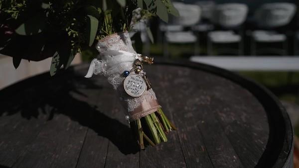 Caitlyn & Dvid's Wedding Day Story